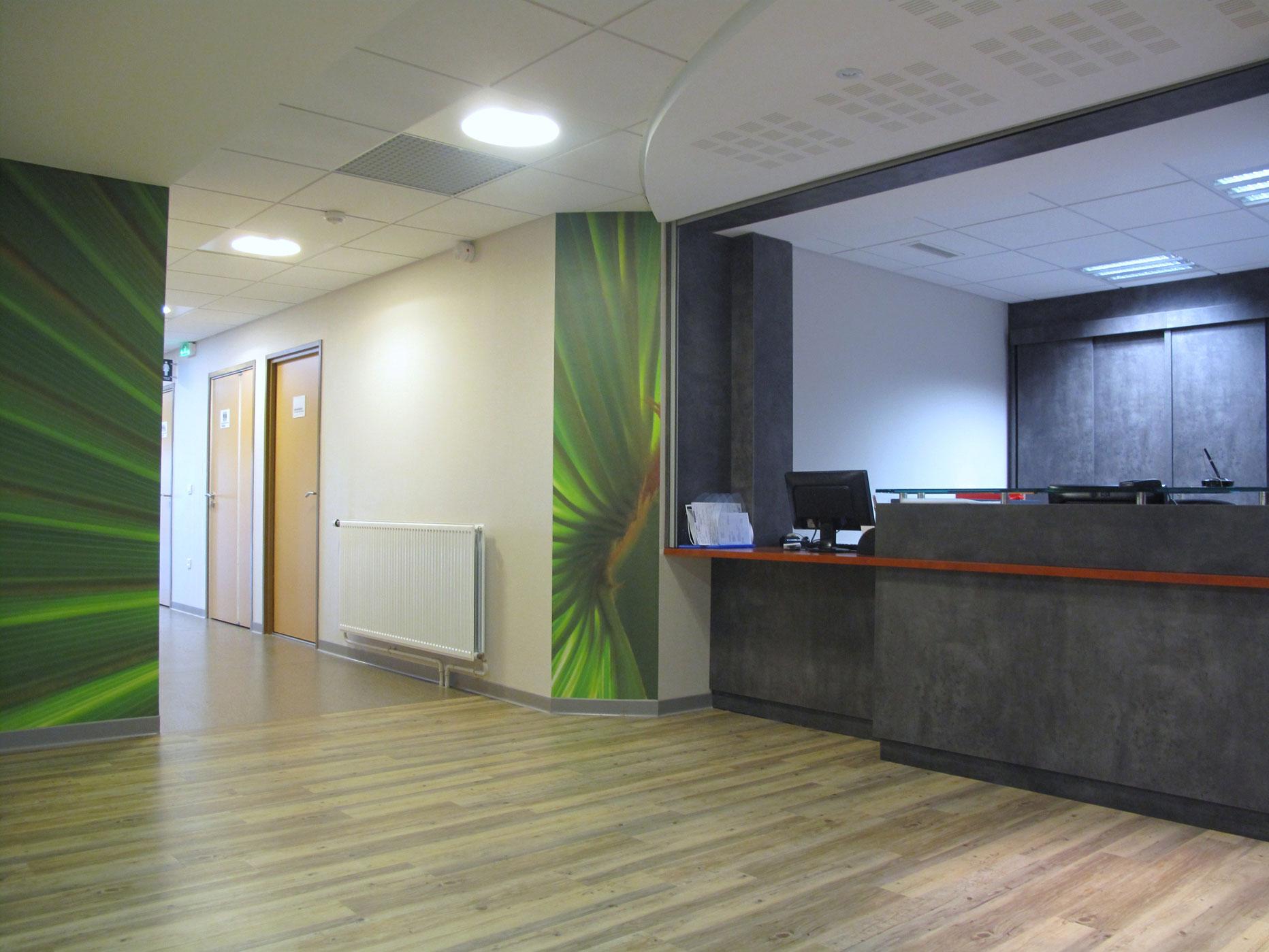 Cabinet a3 architectes projets d 39 architecture dans le domaine de l 39 hospitalier - Cabinet analyses medicales ...